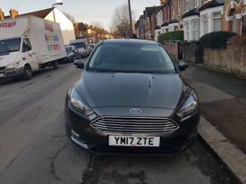 2017 FORD FOCUS ZETEC 1.0 HPI CLEAR MINT CONDITION ONLY 1500 MILES