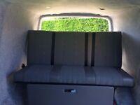 VW T5 FULL WIDTH ROCK & ROLL BED