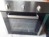 Built-in Stainless Steel Gas Oven - Only 2 Years Old - CDA SG120SS
