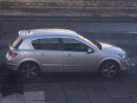 Vauxhall Astra SRI 1.8 petrol