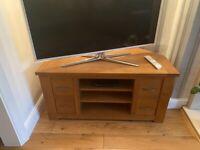 Solid Oak Living room furniture- Next