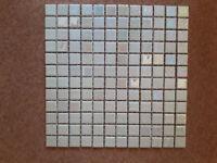 Iridis Collection - Sundance Manzana Glass Mosaic Tiles (10 Sheets)