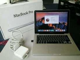 13 Macbook Pro i5 2.3 Ghz 8GB 256GB SSD Omnisphere Nexus Trillion Logic Pro X Cubase Ableton iZoTope