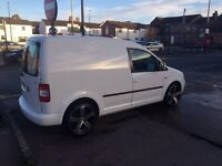 VW CADDY, 74000, remapped for improved fuel efficiency and performance £5000 ONO