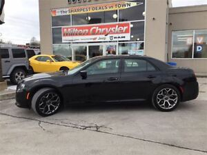 2016 Chrysler 300 S|LEATHER|8.4