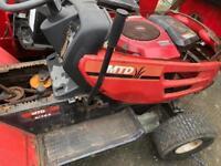 Ride on lawnmower (parts/repair)