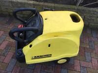 KARCHER HDS 601 HOT COLD PRESSURE WASHER STEAM CLEANER CAR TRUCK JET WASH