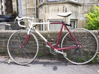 Vintage Raleigh 10 Speed Road Bike (Need Gone Quick!)