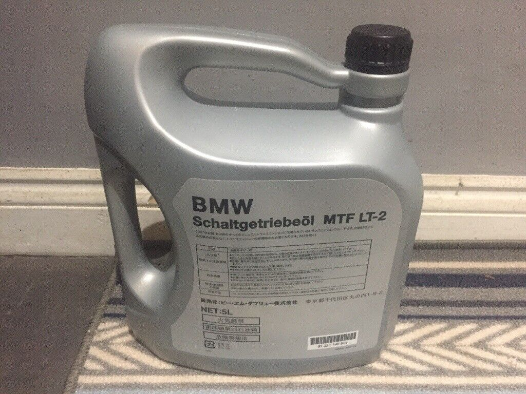 bmw mtf lt 2 gearbox oil in lymm cheshire gumtree. Black Bedroom Furniture Sets. Home Design Ideas