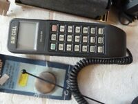 CAR PHONE 1980's