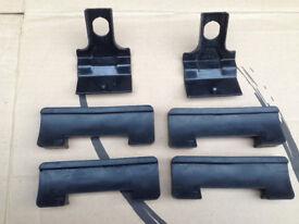 Thule fitting kit 1611 for FIAT 500