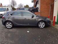 Vauxhall astra 1.6 sri vvti 2015