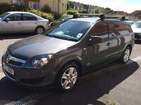 Vauxhall Astra 1.7 CDTI Sportive 2012 Grey Low Milage