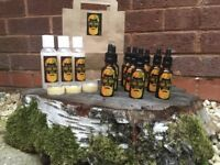 Beards Oils Natural and organic