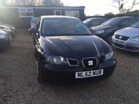 Seat Ibiza 1.2 12v S Hatchback * IDEAL FIRST CAR * HPI CLEAR * CHEAP INSURANCE