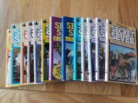 Fully Illustrated 15 Book Secret Seven Collection by Enid Blyton