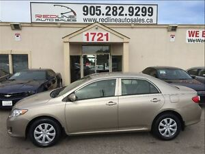 2009 Toyota Corolla CE, WE APPROVE ALL CREDIT