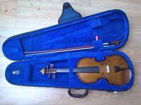 Stentor Student Violin, Size 3/4