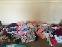 Baby girl clothes bundle 3-6m 6-9m