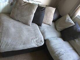 Good condition corner suite