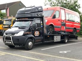 24/7 CAR BREAKDOWN RECOVERY TRANSPORTATION SERVICE