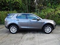 Land Rover Discovery Sport SD4 SE (grey) 2015-03-30