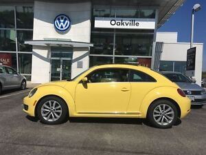2012 Volkswagen Beetle HIGHLINE/2.5/AUTO/PANORAMIC SUNROOF
