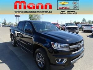 2016 Chevrolet Colorado 4WD Z71 - PST paid, Leather, Remote star