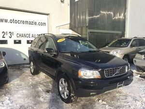 2010 Volvo XC90 3.2 - 4X4 - CUIR - TOIT - 7 PLACES - IMPECCABLE