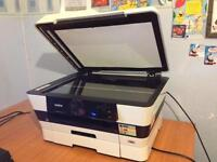 Brother Printer with ink