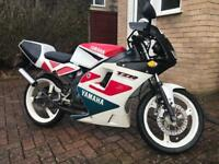 Yamaha tzr50 1995