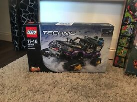 Lego Technic - Extreme Adventure