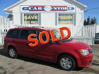 2013 Dodge Grand Caravan SE/SXT QUAD STOW N GO SEATING!! 3.6L!!
