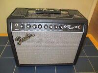 Fender Super Champ XD 15 watt all tube Guitar amp