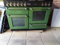 Range master double oven