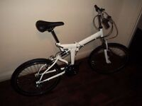 2 Foldable Bikes - New pick-up from Catford!