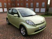 Daihatsu sirion long mot gsh low miles