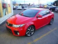 2012 Kia Forte Koup SX CUIR TOIT OUVRANT MAGS
