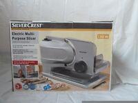 SilverCrest Electric multi-purpose slicer