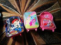 Kids suitcases