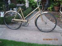 ladies 1959 vintage bike