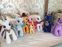My little pony build a bear collect for sale