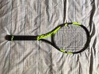 Babolat Pure Aero Tennis Racket *Brand New* with RPM Blast Strings Grip Size 4