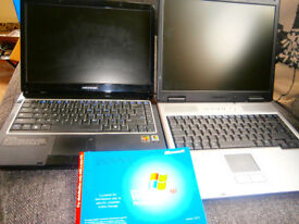 2 working Notebooks - Asus Z94L and Medion MD96015 both on windows XP