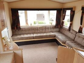 2 Bedroom 6 Berth Static Caravan for Sale at Camber Sands Holiday Park East Sussex nr Kent & London