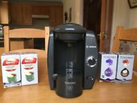 Tassimo T20 coffee machine + pods