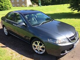 Immaculate,Honda accord 2.2cdti executive.top spec fully loaded,12 months mot