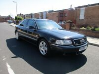 Audi A8 2001 Quatro LPG Gas Fully Loaded px welcome