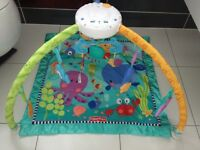 Playmat fisher price baby infant toy