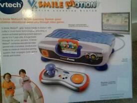 Vtech game console